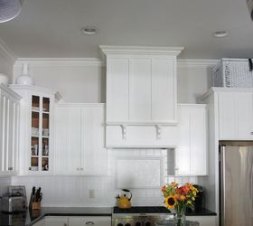 How To Make A Kitchen Fan Hood, How To, Kitchen Design Part 52