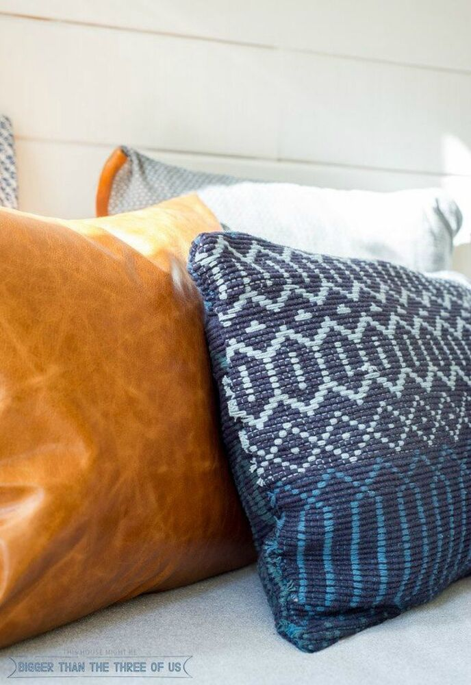Combine Rugs To Make Gorgeous Snuggle Pieces