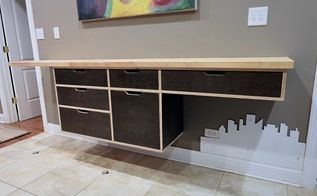 diy kitchen drawers, kitchen design