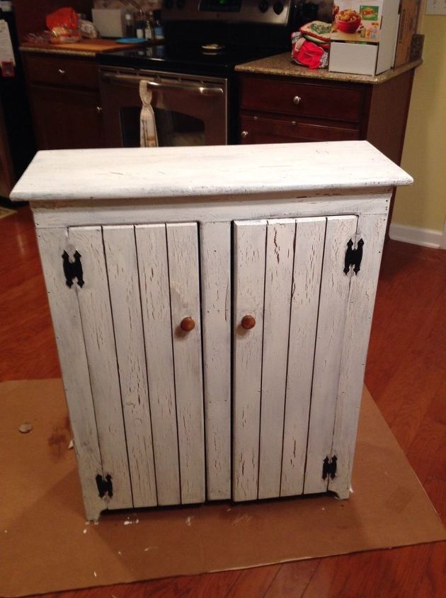 Amish Jelly Cabinet Makeover Hometalk