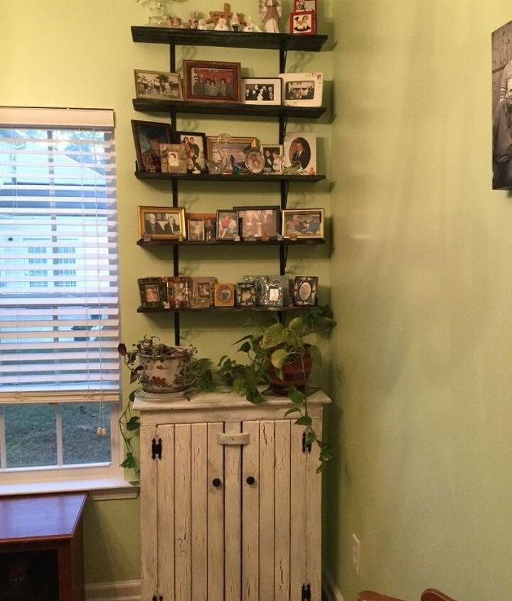 fence board shelves cheap , fences, shelving ideas
