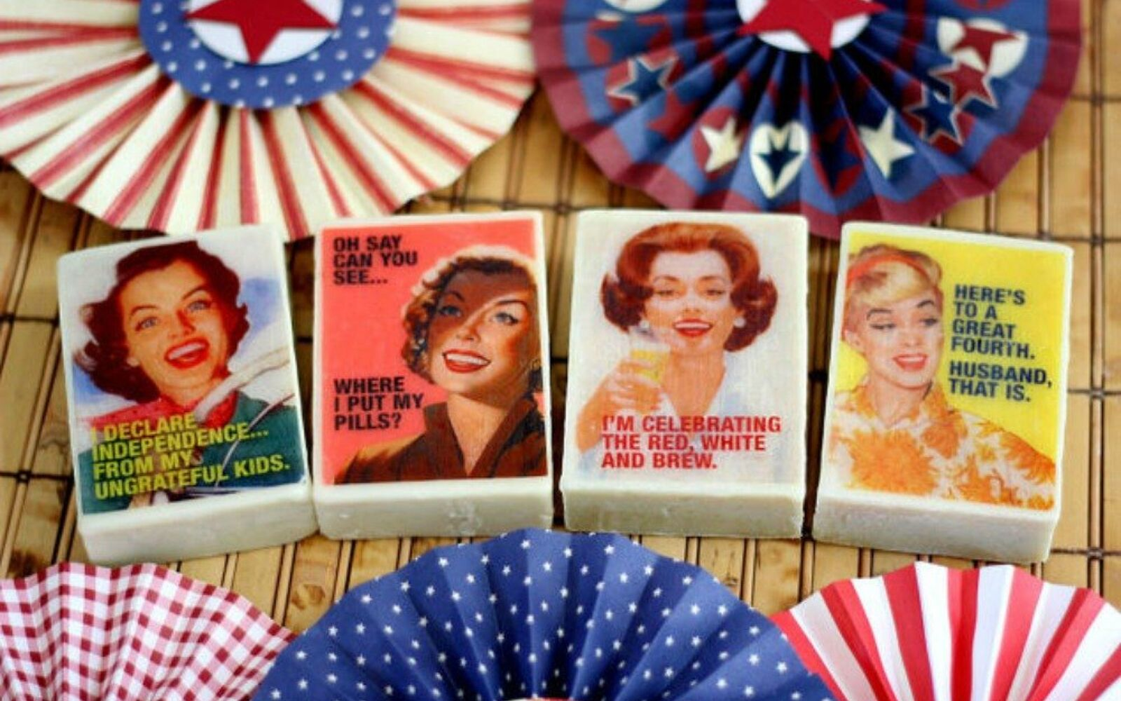 s 18 diy christmas gift ideas you ll want to keep for your home, home decor, These personalized soap bars