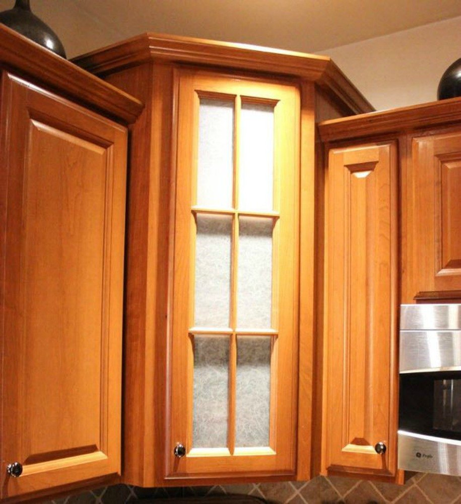 11 Lovely Restoring Kitchen Cabinets: Transform Your Kitchen Cabinets Without Paint (11 Ideas