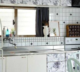 Kitchen Cabinet Contact Paper Covers - Monsterlune