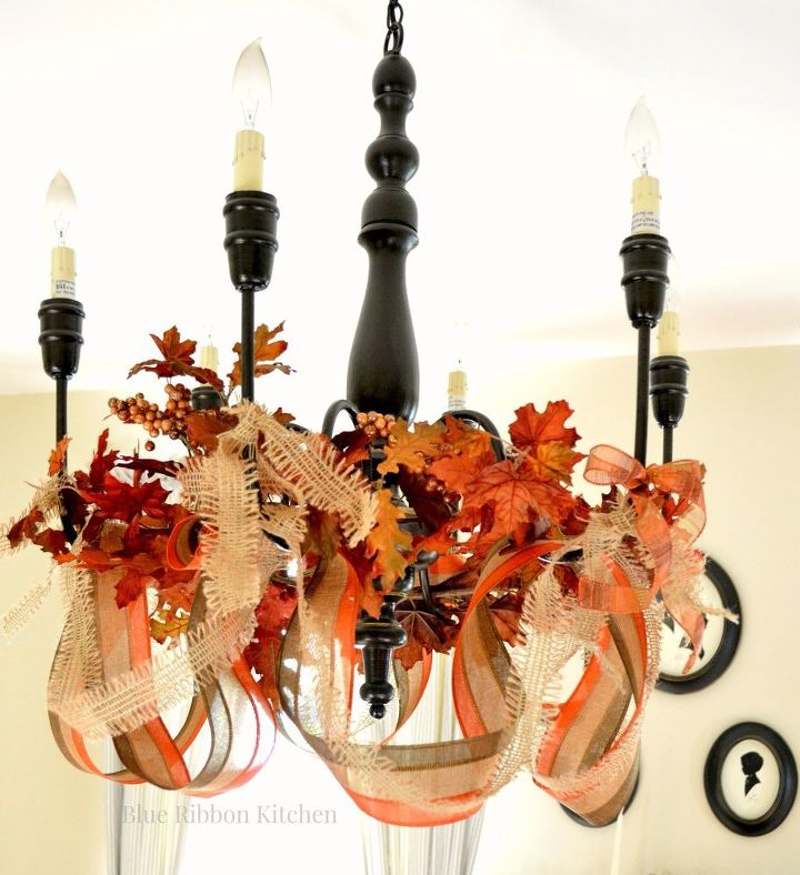 Image result for thanksgiving chandelier