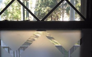 diy privacy for your windows