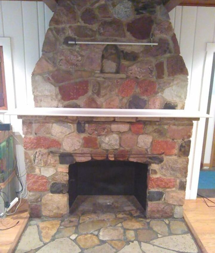 No Kidding She Made Just One Inexpensive Change To Her Fireplace