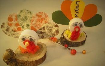 Tea Light Turkeys