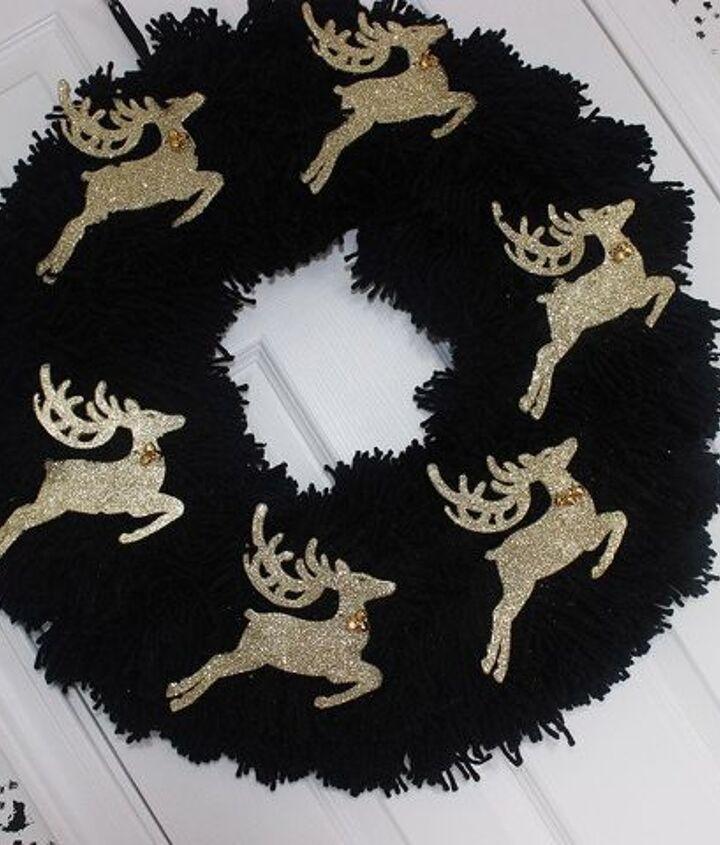 diy christmas decor easy and cheap , christmas decorations, home decor