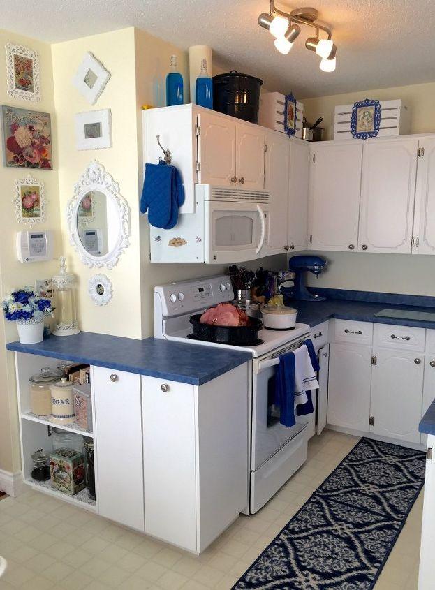 small kitchen magical makeover, kitchen design