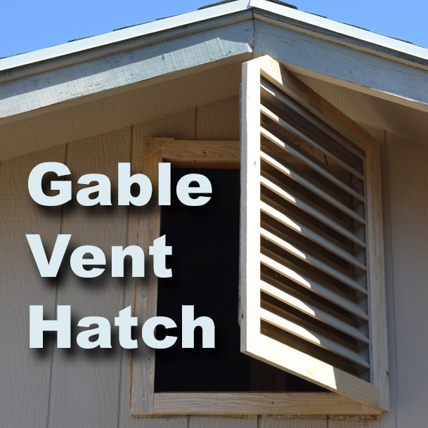 How I Converted An Attic Vent Into A Quick Access Hatch