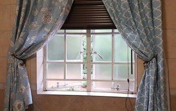 bathroom window makeovers, bathroom ideas