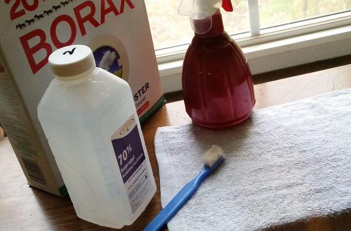 Still have a faint stain? Read on!