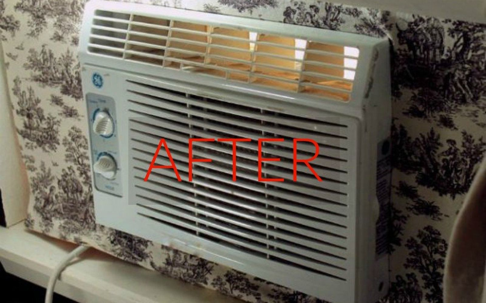 s don t buy new appliances these 9 diy hacks are brilliant, appliances, After A stylish framed surrounding