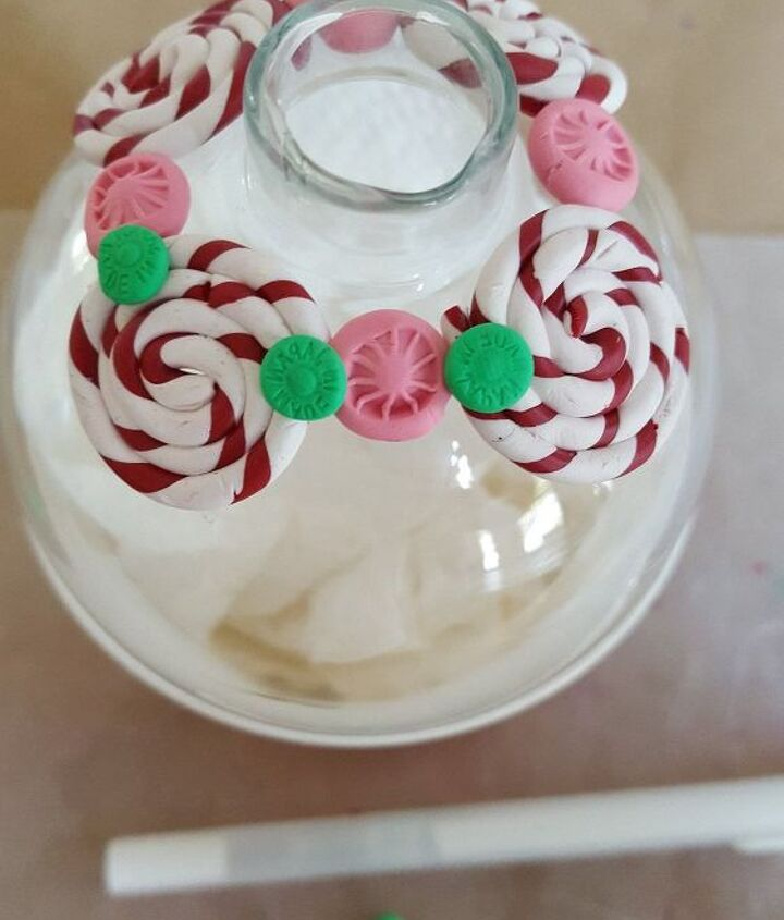 how to make a gingerbread house christmas ornament with polymer clay, christmas decorations, how to, seasonal holiday decor