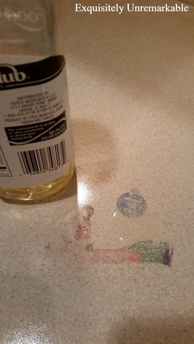 Removing Ink Stains From Laminate Countertop Countertops