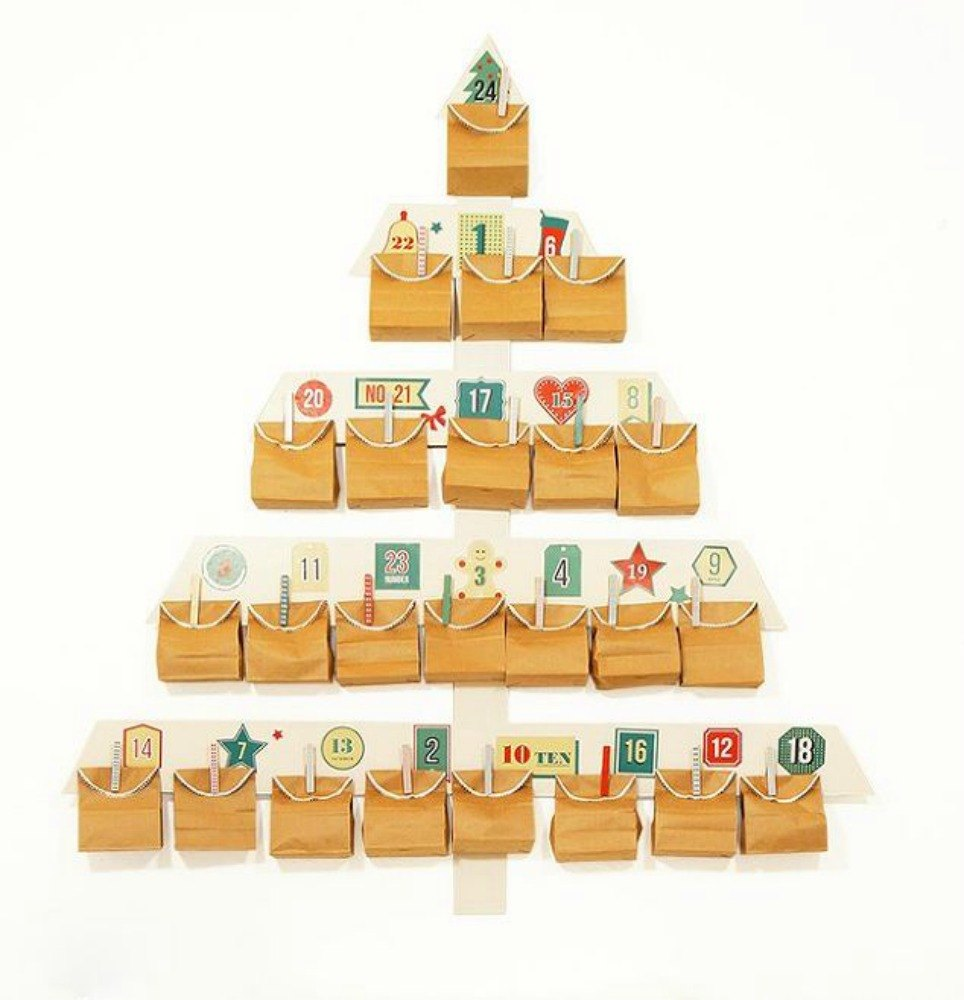 Ideas For Advent Calendar Netmums : Advent calendar ideas that are so cute hometalk