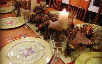 Setting the Scene for Thanksgiving