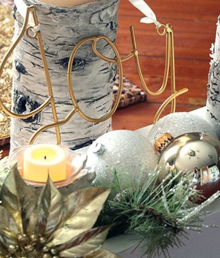 how to decorate a planter box for christmas, gardening, how to