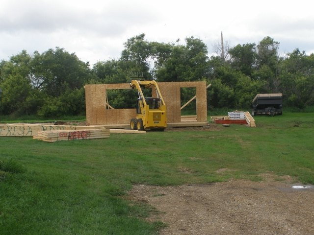 guest house construction