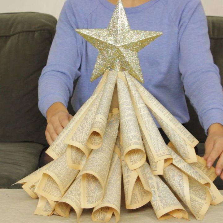 christmas page tree