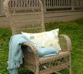 S Make Wicker Trendy Again With These Brilliant Ideas, Painted Furniture,  After A Lovely
