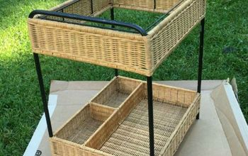 s make wicker trendy again with these brilliant ideas, painted furniture