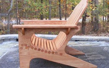 Adirondack Chair Project
