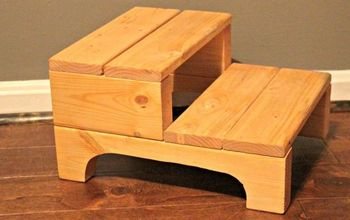 Use Basic Power Tools  While Making This Step Stool