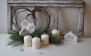 christmas centerpiece home decor, home decor