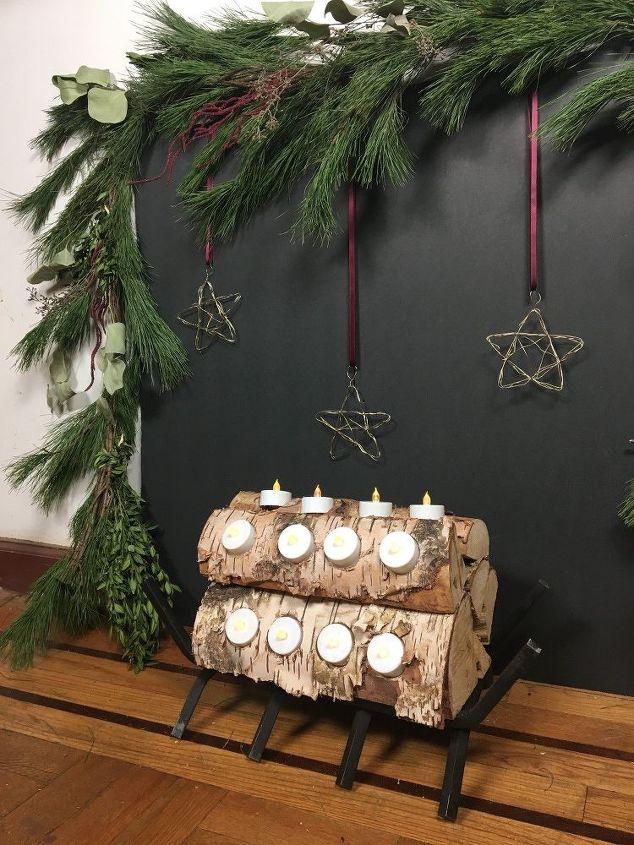 faux fireplace logs, fireplaces mantels