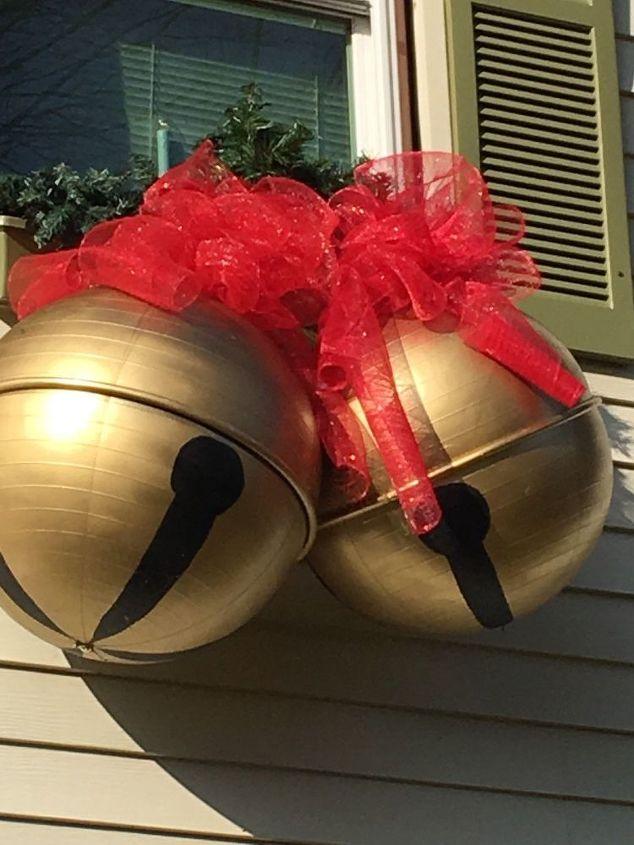 giant jingle bells