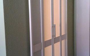 space saving door, doors, After