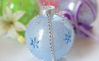 disney princess glitter ornaments, christmas decorations, seasonal holiday decor