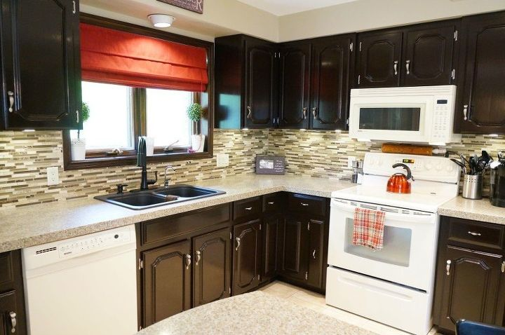 DIY Kitchen Update for Under $200 - Before and After ...