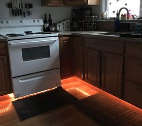 Exceptionnel Under Cabinet Rope Lighting, Kitchen Cabinets, Kitchen Design, Lighting