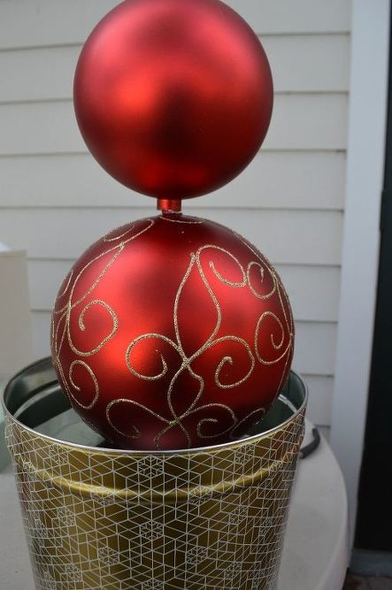 christmas ornament topiary christmas decorations gardening seasonal holiday decor - Topiary Christmas Decorations