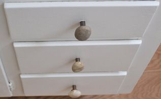 how to make knobs with stones, concrete masonry, how to