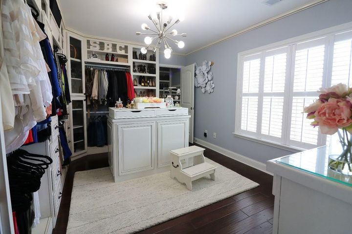 closet transformation , closet
