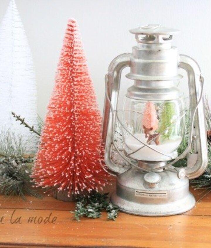 lantern snow globe, outdoor living