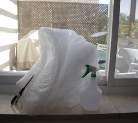 Bubble Wrap Window Insulation Hack Hometalk