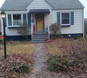 Help Me Landscape My Front Yard!