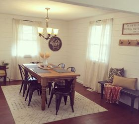Good Our Dining Room Makeover Fixer Upper Inspired