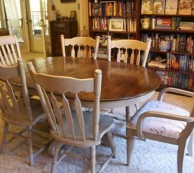 After: An Elegant And Newly Polished Table