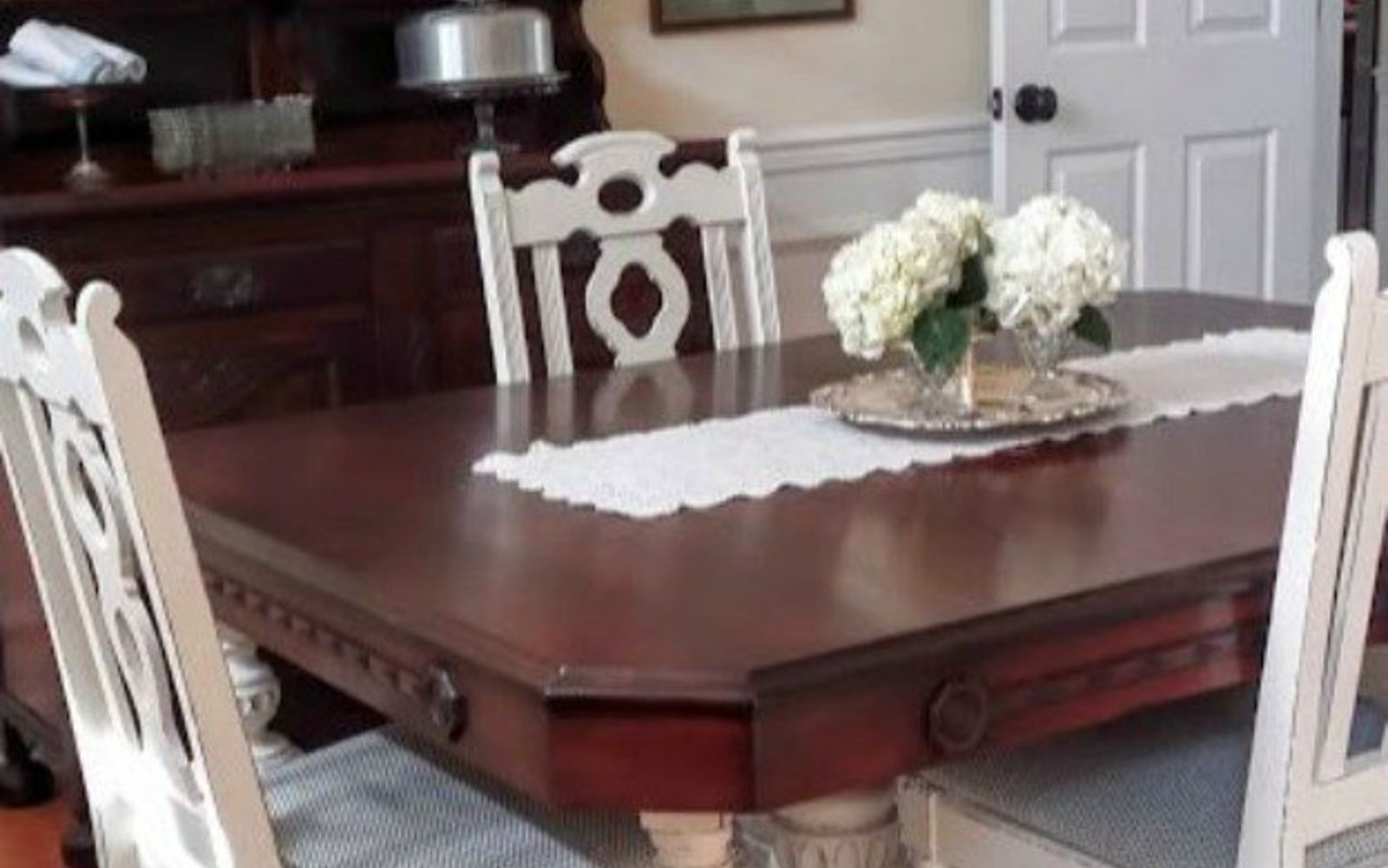 9 Dining Room Table Makeovers We Can U0026 39 T Stop Looking At