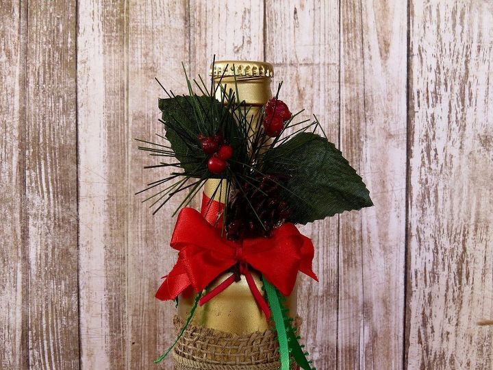 how to transform those empty beer bottles in beautiful decorations, how to