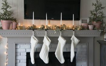 French Cottage Mantel