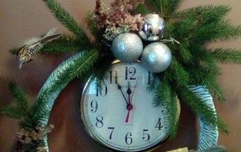 new year good luck wreath for a better year, crafts, wreaths