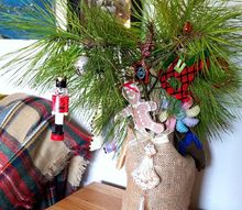 easy no cost diy charlie brown christmas tree