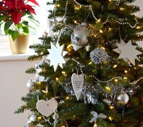 create an easy pom pom christmas ornament christmas decorations seasonal holiday decor